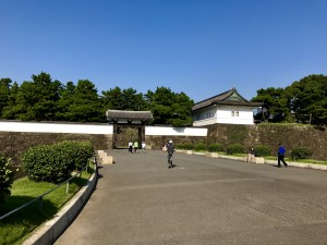 現在の桜田門